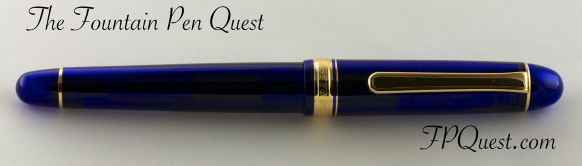 The Fountain Pen Quest